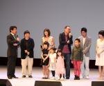 2011년 8회 서울환경영화제 개막식 - 개막작 <미안해, 고마워> 팀