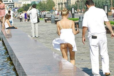 хоть совершеннолетние, подглядел под юбкой на свадьбах можно жить