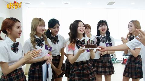 [메이킹] Surprise! 트와이스 다현 생일파티♥ [아는 형님] 26회 20160528