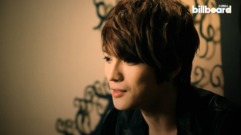 Kim Jae Joong Interview - Behind the scenes