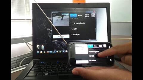 안드로이드 스마트폰 무선 미러링 솔루션 - VMS PC 사용 동영상 이미지