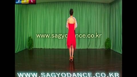 사교춤지루박동영상 사교댄스동영상 정통지루박무료배우기에서-사교춤지루박스탭구 이미지