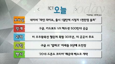 미 우주왕복선 챌린저 폭발 30주년, 미 곳곳서 추모_1월 29일(금)